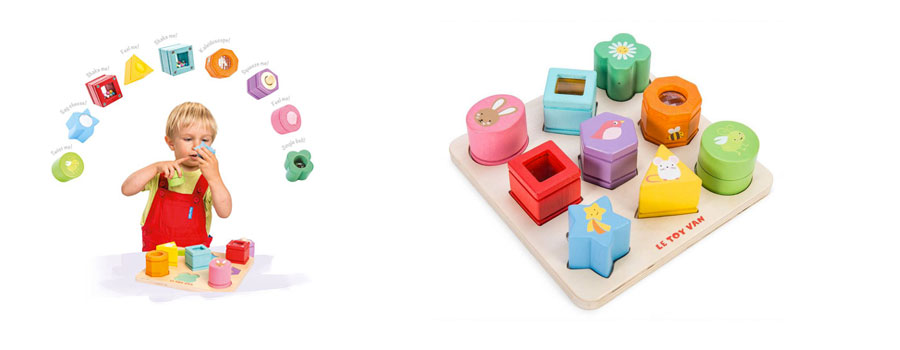 Jeux et jouets d'éveil